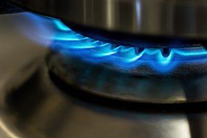 cuisine au gaz