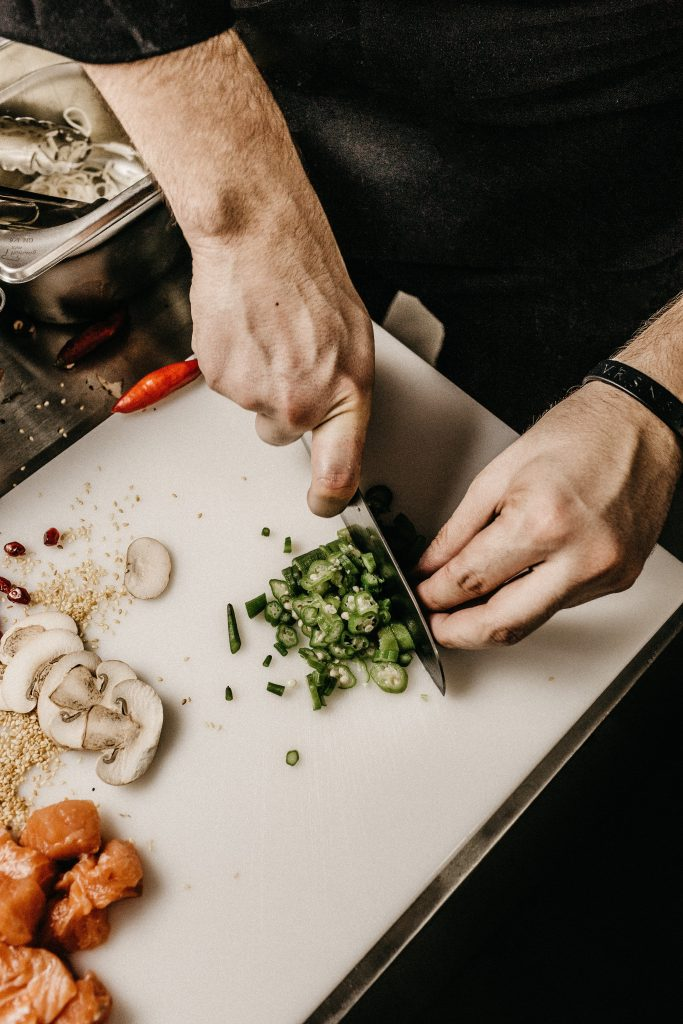 Cuisine de légumes